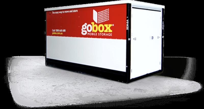 gobox Mobile Storage Unit Hire